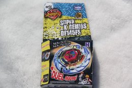 Wholesale Genuine Killer - New Arrive!! BB 56 Killer Gemios DF145FS RARE Genuine Beyblade Metal Fight Without Launcher