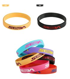 Wholesale Fashion Skate Roller Shoes - 2016 new high quality SEBA SPORTS BRACELET silicone bracelet bracelet roller skates accessories Wristband sports shoes fashion