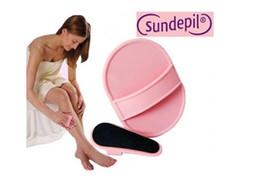 Wholesale Sundepil Smooth Leg Hair Removal - 300pcs Sundepil Unwanted Hair Exfoliator & Removal Smooth Leg Feel Smooth Away In Retail Box Hair Exfoliator & Removal