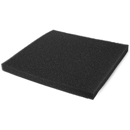 Wholesale Biochemical Filter Sponge - 2016 New Arrival Black Filtration Foam Aquarium Fish Tank Biochemical Filter Sponge Pad 50x50cm Bio Cotton