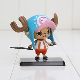 Wholesale One Piece Zero - Anime Cartoon Two Years Later One Piece ZERO Choba Chopper Action Figure PVC Toys Doll Model Collection