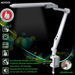 Wholesale Memory Read - SL-TL316 LED Memory function10W LED Desk Lamps office table lamp student reading lamps fashion lights Free rotation Angle NEW