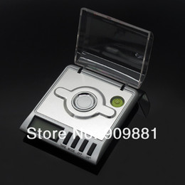 Wholesale Diamond Weighing Scales - 30g 0.001 Portable Electronic Jewelry Scales Diamond Gold Germ Medicinal Pocket Digital Scale Precision Weighing Balance