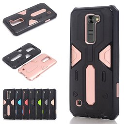 Wholesale Iphone Case Warrior - Caseology Warrior Hybrid Rugged Heavy Duty 2 in 1 Soft TPU Hard PC Armor Combo Shockproof Case For LG G3 G4 G5 K7 K10 V10