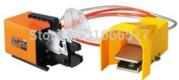 Wholesale Pneumatic Crimping - Wholesale-Pneumatic Air Powered Wire Terminal Mobile Crimping Machine Tools