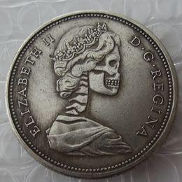 Wholesale Wholesaler Canada - Canada Hobo 1967 1 dollar Commemorative Funny Copy Coins high quality