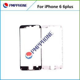 Wholesale Middle Bracket - For iPhone 6 4.7 6Plus 5.5 inch LCD Middle Frame LCD Digitizer Bracket Housing Bezel DHL Free Shipping
