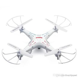 Wholesale Drone Led - Newest RC Quadcopter 4CH 2.4GHz 6 axis Quadcopter Kit with led light Drone quadcopter best quality