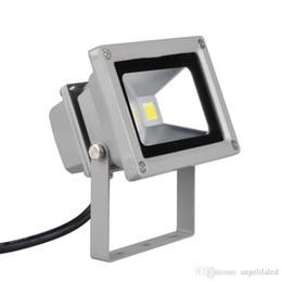 Canada 10Watts LED Projecteurs IP65 Imperméable Blanc Chaud Blanc Pur Paysage Extérieur Lumières Paysage Annoncez Lampe 900-1000LM Éclairage AC85-265V Offre