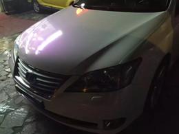 Canada Film d'emballage de voiture de qualité supérieure avec brillant et perle pourpre, brillant, avec bulle libre pour autocollant de voiture, flip Vinyle - feuille pour flop Taille: 1.52 * 20m / Roll Offre
