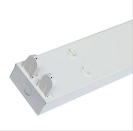 900 мм двойной светодиодный кронштейн T8 AC85-265V лампа дневного стента светодиодные трубки лампы освещения T8 держатель лампы полный комплект от Поставщики комплект подкладки
