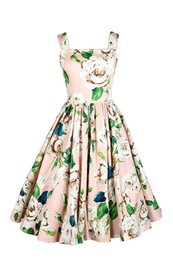 Wholesale Cheap Ladies Cotton Dresses - Real Image 2016 Cheap Flora Printed Lady Formal Casual Dresses Square Neck Sleeveless Slim Bodycon Floor Length Women Party Dresses FS0081