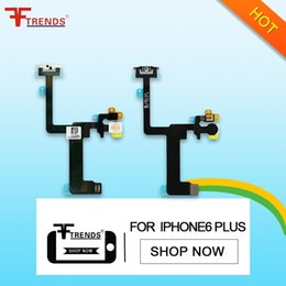 Wholesale Flashing Power Button - for iPhone 6 Plus Power Button On Off Switch Flash Flex Cable Replacement Repair Parts 100% Tested High Quality Free Shipping