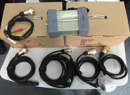 Argentina Super MB Star C3 herramienta de diagnóstico multiplexor con cables para coches Benz, camiones con envío gratuito de alta calidad Suministro