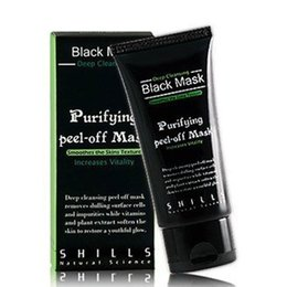Wholesale Off Strip - Face Care Deep Peel Off Black Head Mud Black Mask Deep Cleansing Blackhead And Pimple Remover Face Mask Blackheads Nose Strips