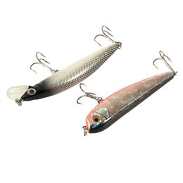Wholesale Rattle Lures - 1Pc Rattling Fishing Floating Lures Tackle Sharp Hooks cheap soft fishing lures china jig pesca fishing tackle free shipping