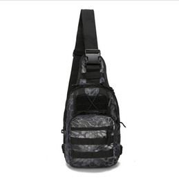 Wholesale Sling Bags For Men - achilles_qq Outdoor Tactical Backpack,Military Sport Pack Shoulder Backpack for Camping, Hiking, Trekking,Rover Sling Pack Chest Pack