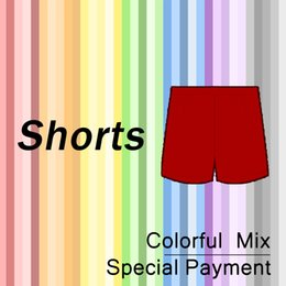 Wholesale Clubbing Pants Men - Best Thai Quality Any Team Soccer shorts football shorts club pants free customize number Camiseta de futbol shorts