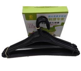 2019 plastikaufhänger für kinderkleidung Hersteller von schwarzen Kleiderständer Kleiderladen Bekleidungsgeschäft Kleiderbügel Kinder Erwachsenen Kunststoff Kleiderständer rabatt plastikaufhänger für kinderkleidung