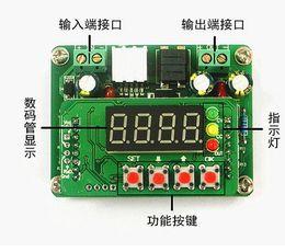 Wholesale High Voltage Modules - high precision B3603 DC-DC digital control step-down module LED drive constant voltage and constant current