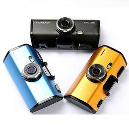 Wholesale Mini Camera Night View - K1000 2.4 inch Mini Car DVR Camcorder Camera 1080P Full HD LCD G-sensor 120° View Angle Night Version Motion Detection Free shipping