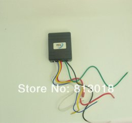 Wholesale 12v Two Way Switch - Best wholesale One-Touch Power Window switch controller, for auto car window closer   open  suspend controller dongle