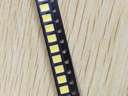 Wholesale T8 12v Led - Wholesale- Epistar 2835 LED beads 0.2W SMD led with golden wire warm white cold white for ceiling light table light T8 tube