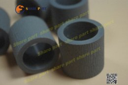 Wholesale Pickup Roller For Hp - 10 X Pickup roller tire RM1-6414 RL1-1370 for hp P2035 P2055 P3005 P3015 RM1-6313 RM1-6323 RM1-6414 RM1-6467 RM1-9168 RM1-3763