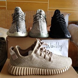 Wholesale Top Men Models - Tops List Favorite Sneakers Boost 350 Running Shoes,Kanye West 350 Boost Iconic Model Pirate Black Turtle Dove Moonrock Oxford Tan