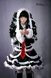 Wholesale Celestia Ludenberg Cosplay - High Quality Dangan Ronpa Danganronpa Celestia Ludenberg Cosplay Costume Dress Skirt