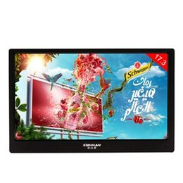 Wholesale 17 Inch Monitors - Sibolan 17.3 inch FHD 1920 x 1080 IPS Portable Monitor with HDMI inputs USB chargered