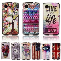 Wholesale-Fashion  UltraThin Owl Cartoon Pattern Matte Hard Back Case for Google Nexus 5 D820 D821 Cell Phone Protective Cover cheap cartoon owl phone case от Поставщики мультфильм сова случае телефон