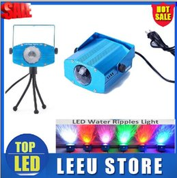 Wholesale Wave Effect Light - LED Mini Stage Lighting Water Ripples Light Colorful green laser Wave Ripple Shining Effect lamp Party Disco Concert Balls Party