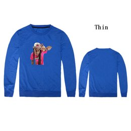 Wholesale Trukfit Pullover Hoodie - Trukfit thin round neck sweater (S-XXL) Fashion Brand Hoodies Men Casual Sportswear Male Hoody Zipper Long Sleeve Sweatshirt Jacket Homme H1