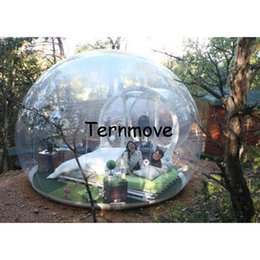 Wholesale Show Tents - Famaily Backyard tent,inflatable show house inflatable bubble tree tents,inflatable projection dome tents,inflatable tunnel tent