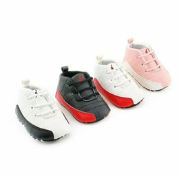 Wholesale Baby Winter Running Shoes - 2018 New Children Soft Shoes Striped Boys Girls Sport Running Shoes Baby First Walkers Fashion Bebes Toddler Kid Sneaker 0-18
