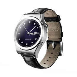 Wholesale Business Rates - GFT X10 smart watch with heart rate mnitor men business healthy wrist watch for IOS android with Bluetooth Sleep Tracker watch