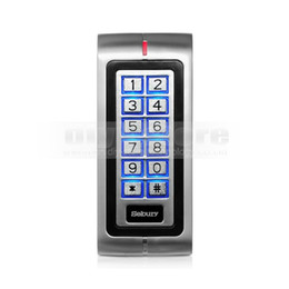 Wholesale Card Access Door Locks - New 125KHz ID Card RFID Reader Keypad Door Lock Access Controller For Home  Office Safety Use Brand NEW