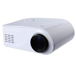 Wholesale Lcd Projector Hdmi Port - X6 Full HD LED Projector 80 Lumens 1080P Contrast Ratio 1000:1 Projection Projector with HDMI VGA AV Port Remote Control