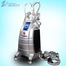Wholesale Slim Machine Price - 2017 PRO 4 Handles Vacuum Cryotherapy Cryo Machine Cryo Body Sculpting Fat Freezing Cryotherapy Slimming Equipment price for Salon Use