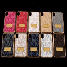 blackberry классический телефон Скидка Смартфон для IPhone X 8 Case стильный гальваника кожаные чехлы для iPhone 7 6 6 S plus телефон обратно Shell