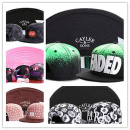 Wholesale Coolest Snapback Hats Designs - 2017New Design Cool Style ! HOT Henney ASAP snapback hats Adjustable snapbacks men Casual snap Cayler & Sons snapbacks hat caps professional