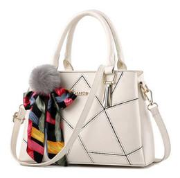 Wholesale Design Ladies Bag Totes Handbag - Fashion Handbags 2018 Special Design Bag PU Leather Women's Bag New Women Messenger Bags Hot Sell