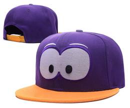 Wholesale Big Sun Hats For Women - 2016 new snapback fashion big eye hats baseball caps for men women sports hip hop cap brand sun hat cheap gorras wholesale men designer hats