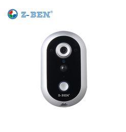 Wholesale Door Phone Doorbell Wireless - 2016 Hot Sell 1280X720P HD Wireless Wifi Doorbell Camera + Indoor Bell+ Video Door Phone Intercom Waterproof IP65 for Smartphone