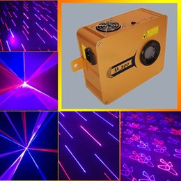 Wholesale Disco Stage Design - 2016 New Design 250mW Disco DJ Club Laser Light Stage Lighting Red&Bule Laser Party LED Light Banquet Lights With Margic Pattern