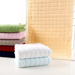Wholesale Thick Soft Face Towel - 2016 Couples Large Towel Thick Soft Absorbent Towel Wash Hotel Towels Foreign Trade Of High-Quality Multi-Color Sets Of Towels HY1215
