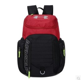 Wholesale Mountaineering Bag Backpack - UA Mountaineering Backpack Sports bag High-capacity Large capacity travel Convenient travel Fashion insider Men and women Unisex Havelogo