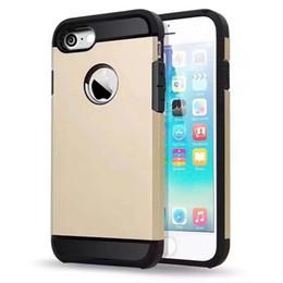 Iphone caso armatura dura online-moda SGP per Iphone 7 Custodia resistente Armatura sottile Custodia ibrida per Galaxy S7 Custodia colorata