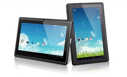 Wholesale Dual Core 512ram - 7 inch MID tablet PC with built in 8gb rom free DHL 512ram